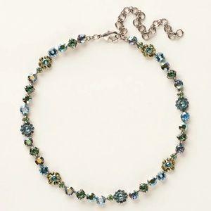 Sorrelli Crystal Necklace in Ocean